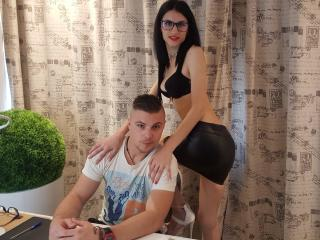 Voir le liveshow de  BadHotCpl de Xlovecam - 24 ans - We are a verry nice couple and we like you to be verry open minded with us and feel free to tell ...
