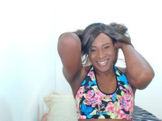 EbonySurpriseTS webcam girl